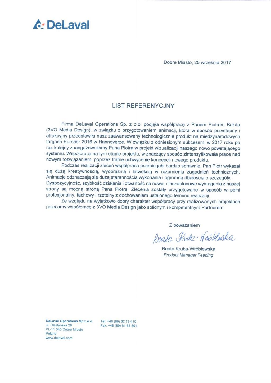 DeLaval_Referencje