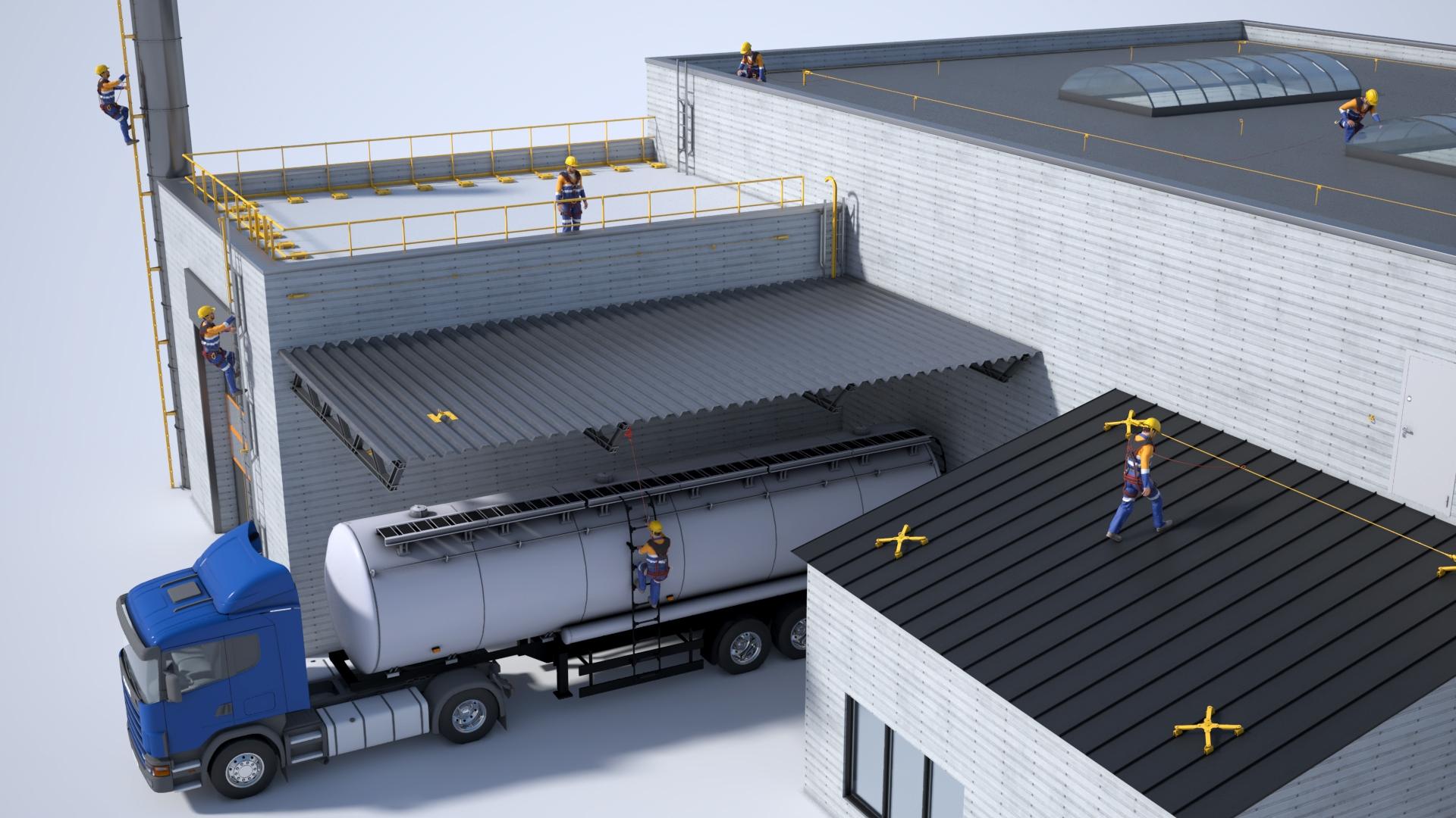 Wizualizacja 3D Budynku