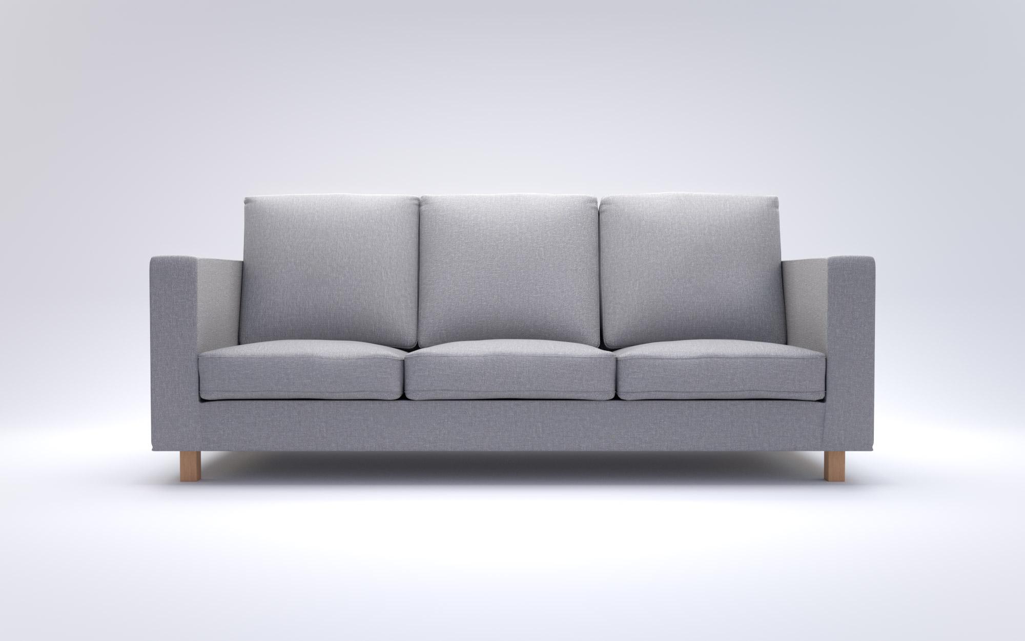 Sofa Wizualizacja 3D